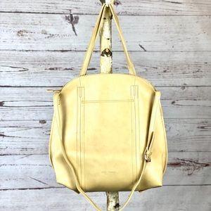 Melin Bianco LARGE Vegan Leather Tote
